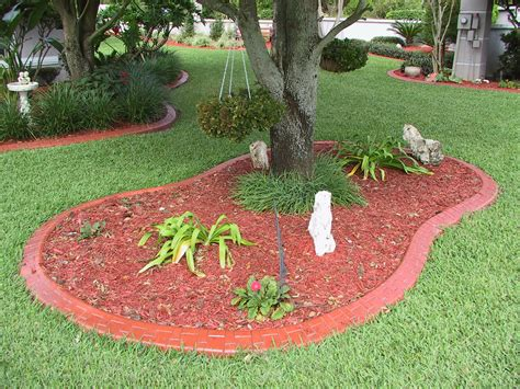 universal appeal of concrete landscape edging