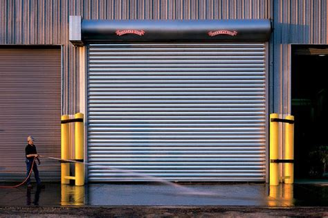 Rolling Overhead Door Rolling Steel Doors By Overhead Door