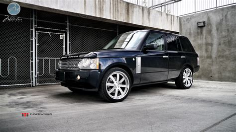 range rover 22 wheels modulare wheels range rover supercharged 22 quot modulare