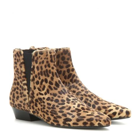 best 25 leopard print ankle boots ideas on