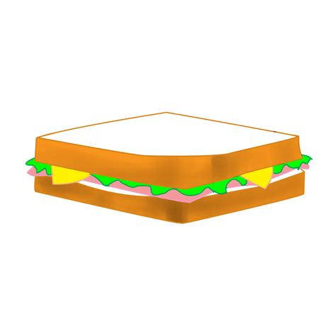 Sandwich Clip by Free Sandwich Ham Cliparts Free Clip Free
