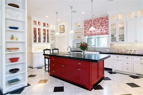versatile and bold red kitchen designs versatile and bold red kitchen designs