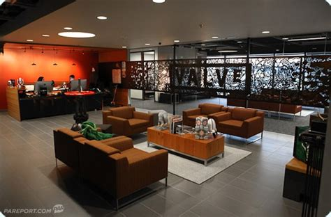 Valve Office by Arcade Goes To Valve Software Headquarters Steam