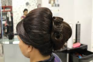 by hairstyle how to indian bridal hairstyles for short hair youtube