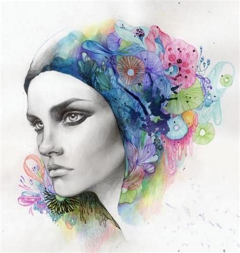 imagenes artisticas de rostros cuadros modernos pinturas y dibujos rostros pintados al 211 leo