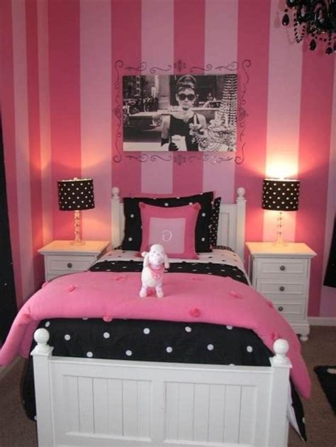 bedroom paint ideas for women girls bedroom ideas pink and black fresh bedrooms decor