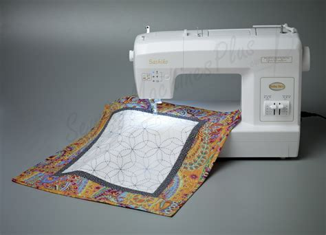 Sewing Machine For Embroidery And Quilting by Baby Lock Sashiko 2 Sewing And Quilting Machine Blqk2