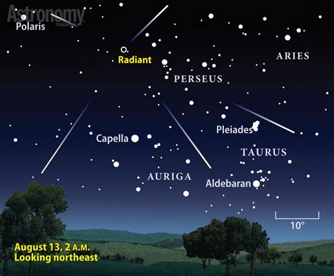 Sky Kündigen Per Brief How To View The Stunning Perseid Meteor Shower This Week D Brief