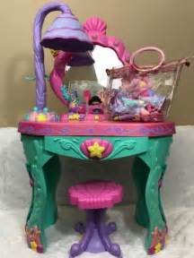 Mermaid Vanity Replacement Parts by Disney Talking Vanity For Sale Classifieds