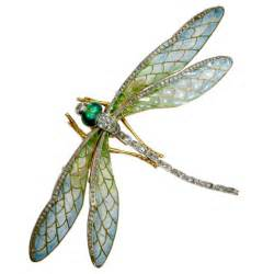 art nouveau dragonfly brooch at 1stdibs