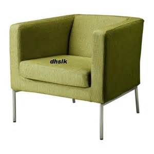 Office Chair Covers Ikea Ikea Klappsta Chair Slipcover Cover Sanne Green Modern
