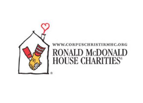 ronald mcdonald house corpus christi volunteer guide