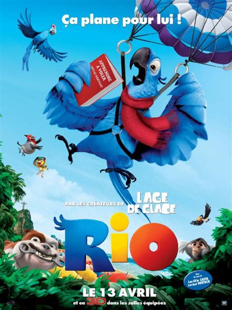 film disney rio rio teaser trailer