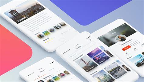 top 35 free mobile ui kits for app designers 2017 colorlib top 40 free mobile app ui kit designs photoshop sketch