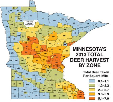 mn deer zone map 26 brilliant minnesota zone map bnhspine