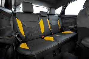 2015 ford focus st rear interior seats photo 15