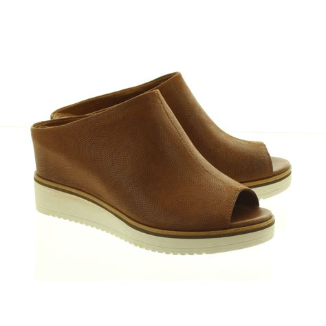 Wedge Mules tamaris 27200 wedge mules in in