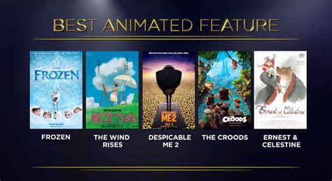 film oscar animazione miglior film d animazione cartoon da oscar film 4 life