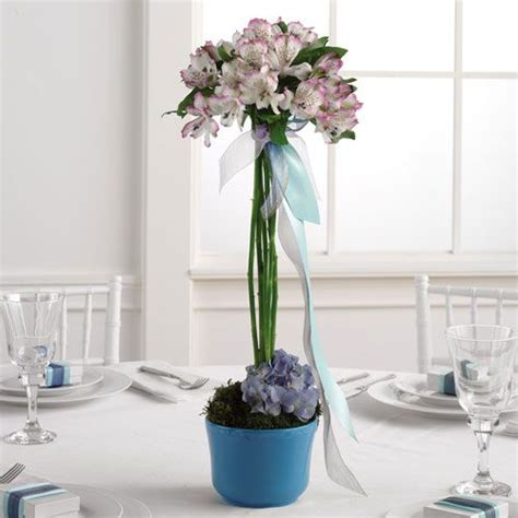 how to make topiary centerpieces 125 best images about alstroemeria wedding flowers on