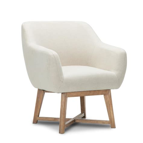 armchairs online australia buy fabric tub lounge armchair beige online at ikoala
