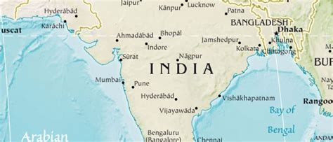 pune geographical map india physical map maps of india