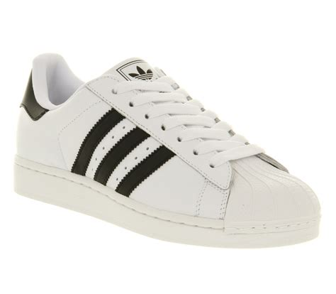 Adidas White Superstar adidas superstar 2 trainers for in white for lyst