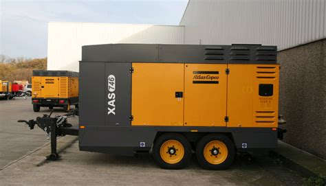 high pressure portable diesel air compressor xavs976 atlas copco china trading company