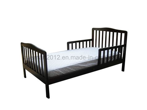 Black Toddler Bed by China Children Wooden Toddler Bed Black Color China Wood