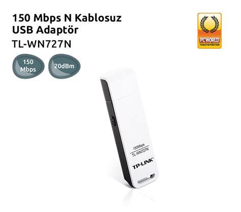 Usb Wifi Tplink Tl Wn727n T1910 3 tp link tl wn727n 150 mbps kablosuz wps usb adapt 246 r gittigidiyor da 306220168