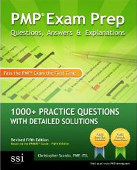 pmp prep guide outwitting the pmp apply 100s of tips tricks and strategies don t be among the 55 who fail on their attempt series books pmp book pmp prep questions by christopher scordo