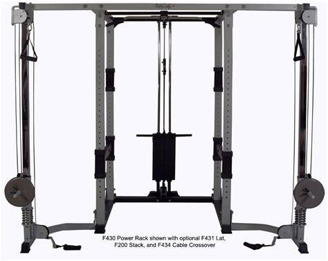 power cage bodycraft f430