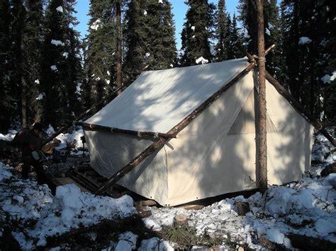 Wall Tent Alaska Tent Amp Tarp Wall Tents
