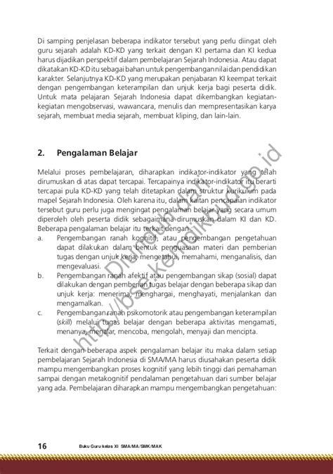 Sejarah Nasional Indonesia Buku Bagian Pertamaawal sejarah indonesia buku guru