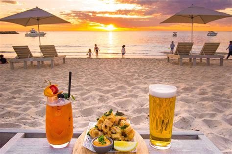 cocktail drinks on the beach cocktails on the beach in perth now you can legally at