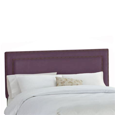 ca king headboard skyline furniture upholstered california king headboard in