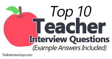 what to wear to job interview female top 10 teacher interview questions and answers