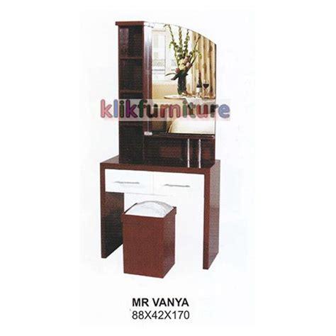 Meja Rias Bigland harga meja rias kayu vanya cms distributor furniture