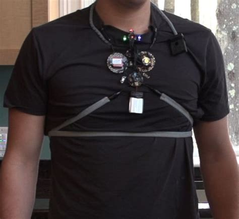 Clothes That Monitor Your Health by Smart Clothes A Wearable Air Quality Sensor Nih Director