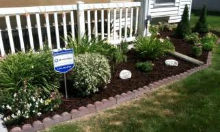 flower garden ideas for front of house landscaping gardening ideas