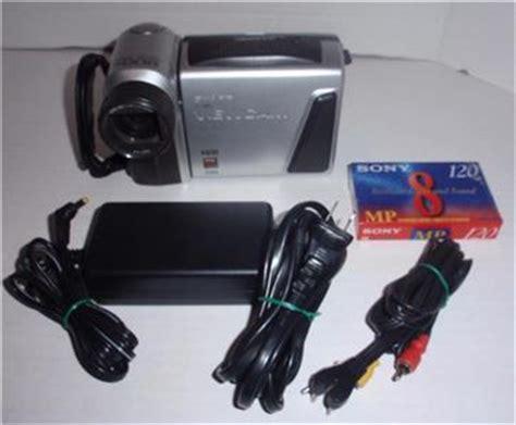 sharp camcorder battery charger sharp viewcam vl h860u hi8 8mm camcorder w battery