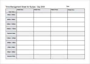 Patient Scheduling Template by Nursing Schedule Template 7 Free Word Excel Pdf