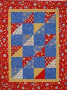 easy quilt by sunflowerquilts quilting pattern