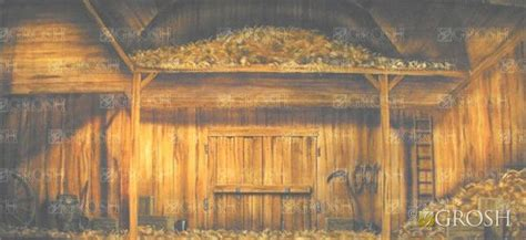 barn interior 1 backdrop grosh backdrops