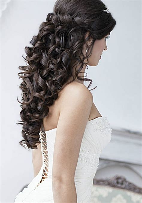 bridal hairstyles of long hair 22 most stylish wedding hairstyles for long hair hottest