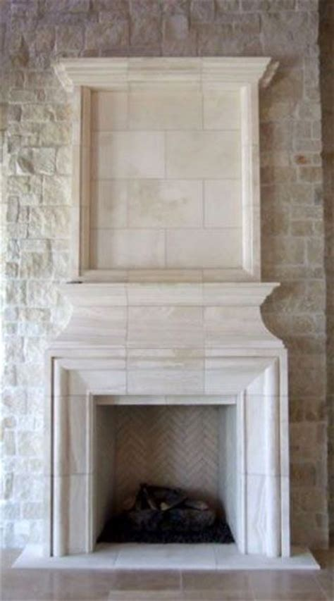 Materials Marketing Fireplaces by 17 Best Ideas About Limestone Fireplace On