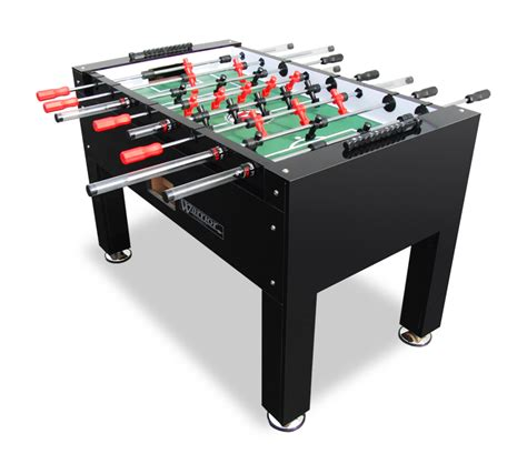 2013 quot demo quot warrior pro foosball table used by top pro s