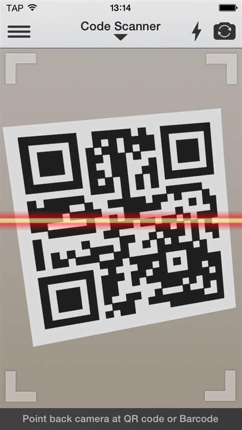qr reader for iphone ios appcrawlr