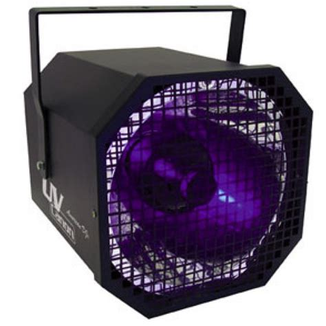 american dj uv canon 400 watt high output black light