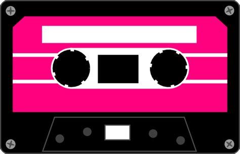 cassette clipart angelique mix clip at clker vector clip