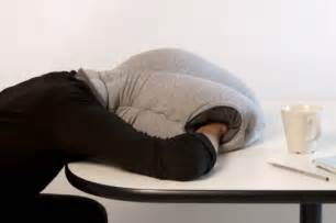 How To Nap At Your Desk Need A Power Nap At Work Bury Your Head In The Quot Ostrich